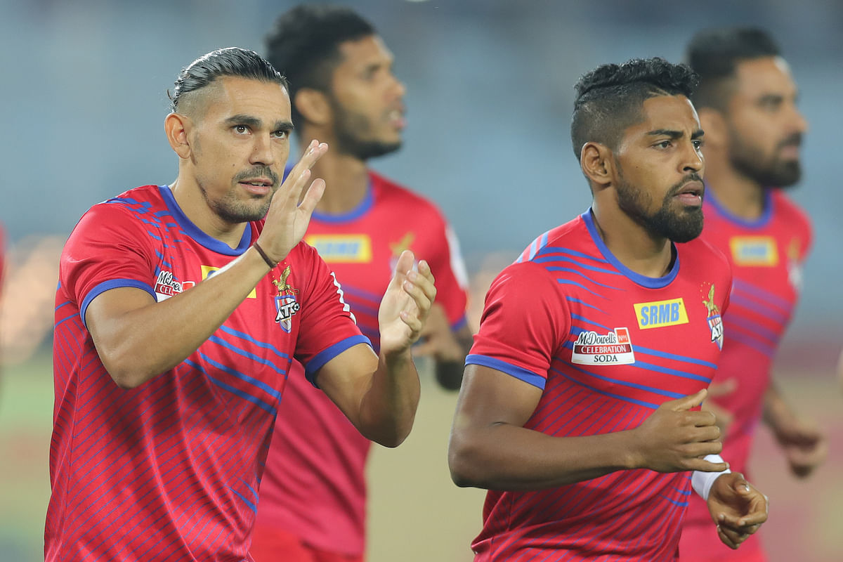 Football ISL: Mumbai, ATK look to consolidate top-four spot