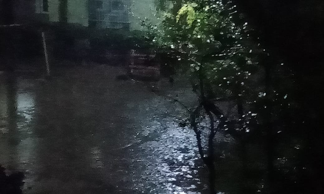 One dead in Delhi rains, 3 others rescued