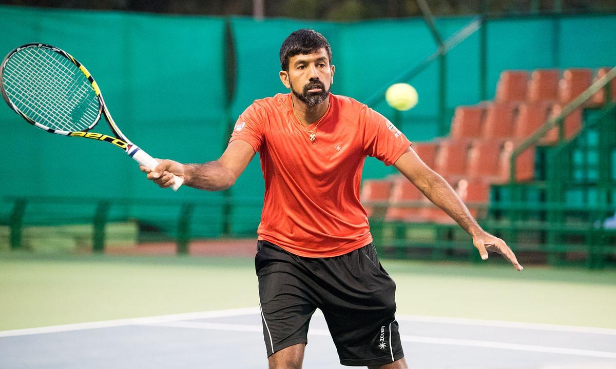 Tennis: Bopanna, Kadhe get doubles wild card at Tata Open