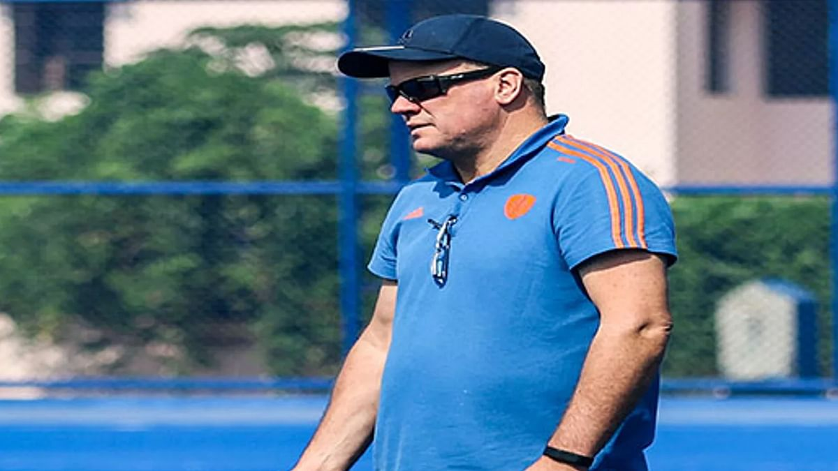 Keep learning, keep improving: Hockey India coach Graham Reid