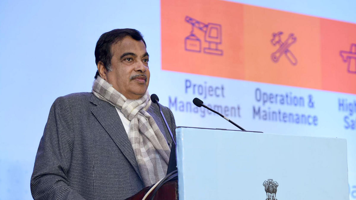 Gadkari to launch 35 highway projects worth over Rs 9,400 crore in Madhya Pradesh