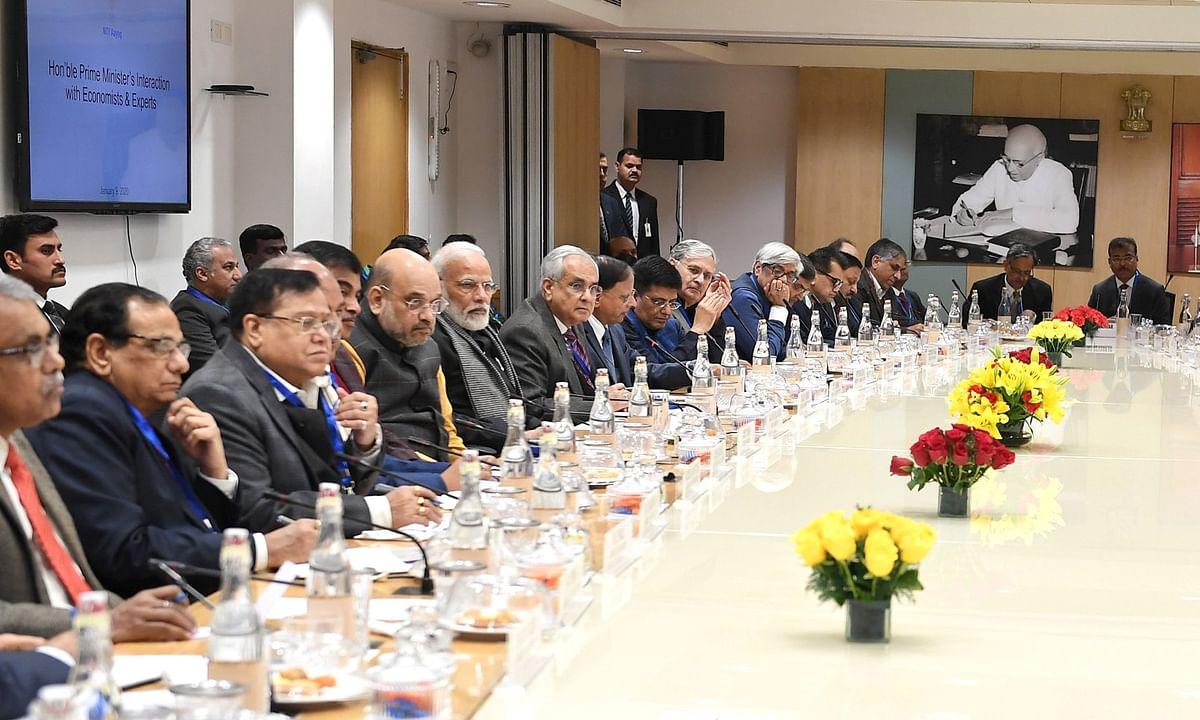 Modi calls for focused effort to achieve $ 5-trillion economy