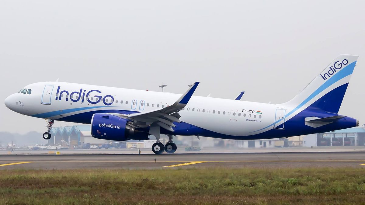 IndiGo to lay off 10% of workforce to tide over crisis arising out COVID-19