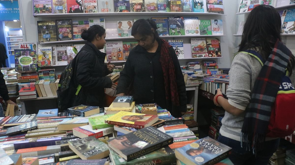 New Delhi World Book Fair from January 4-12