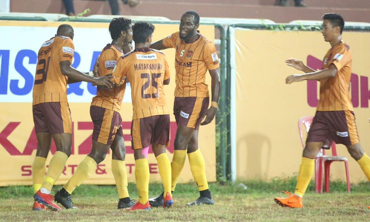 Marcus Joseph winner hands Gokulam slender win over Churchill Brothers