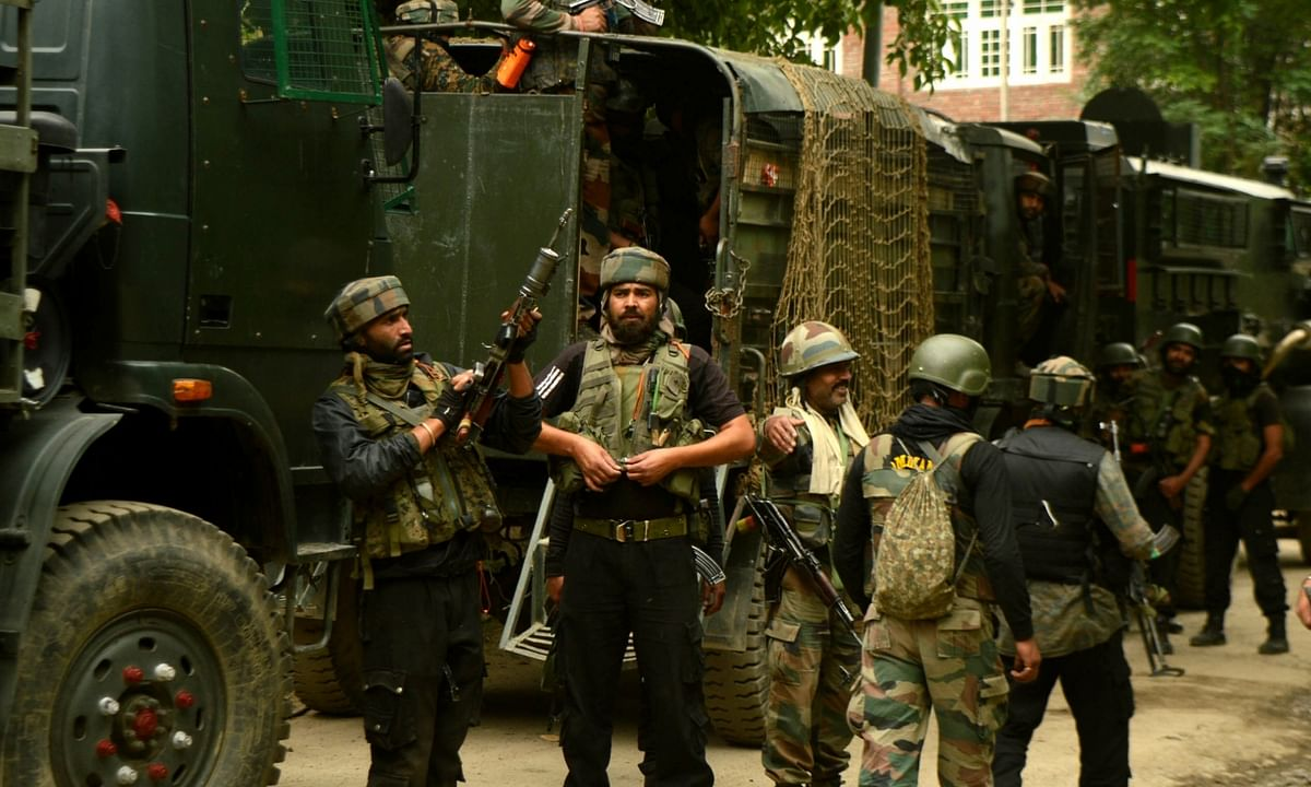 3 terrorists killed in encounter in Kashmir's Shopian district