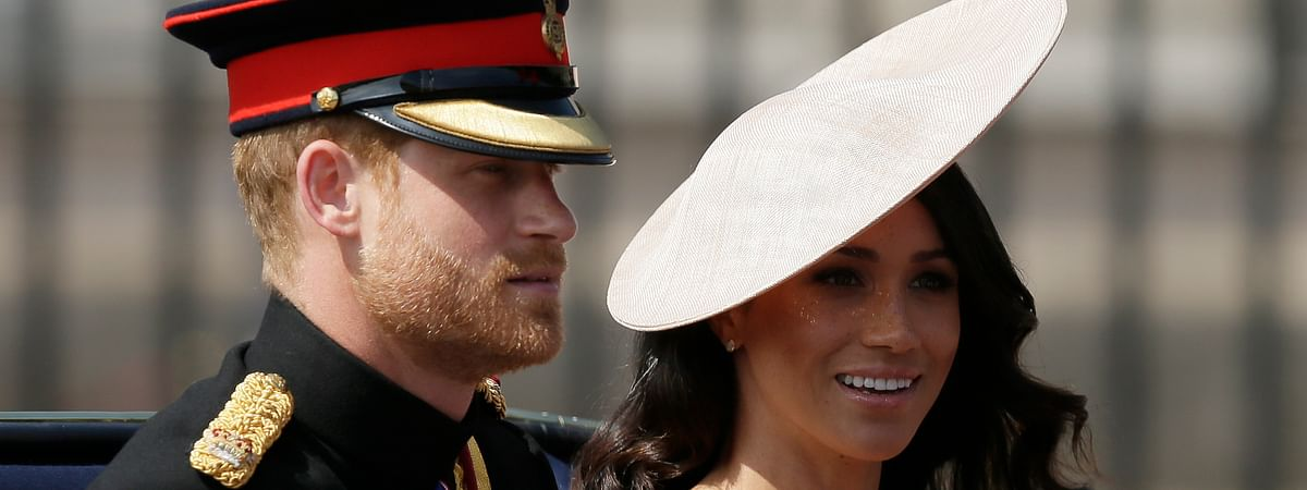 Prince Harry and Meghan, Duchess of Sussex