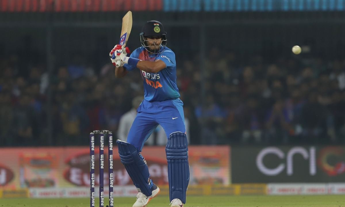 Iyer special sees India thrash Kiwis by 6 wkts in 1st T20I