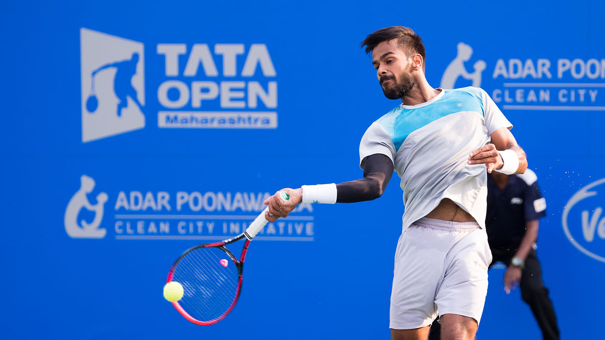 Sumit Nagal gets direct entry into US Open men's singles draw