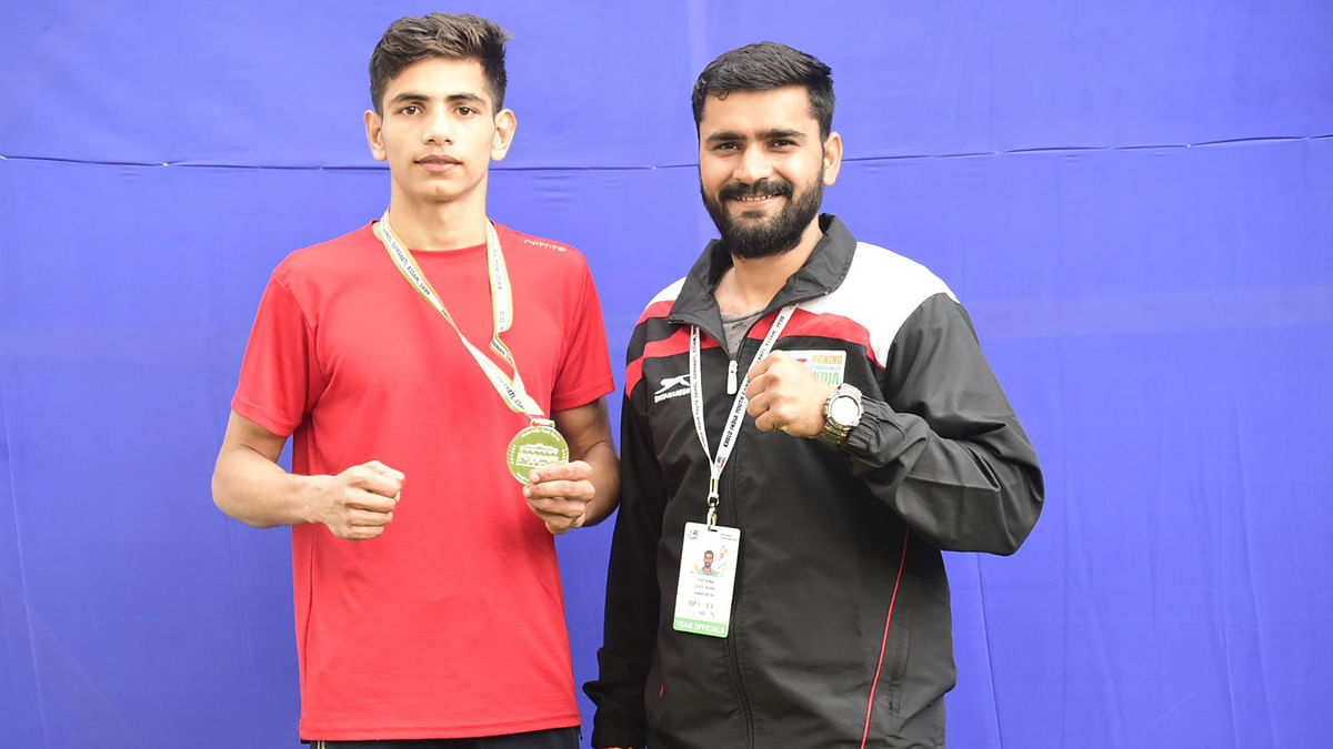 KIYG: On penultimate day, Harsh wins first medal for Daman and Diu