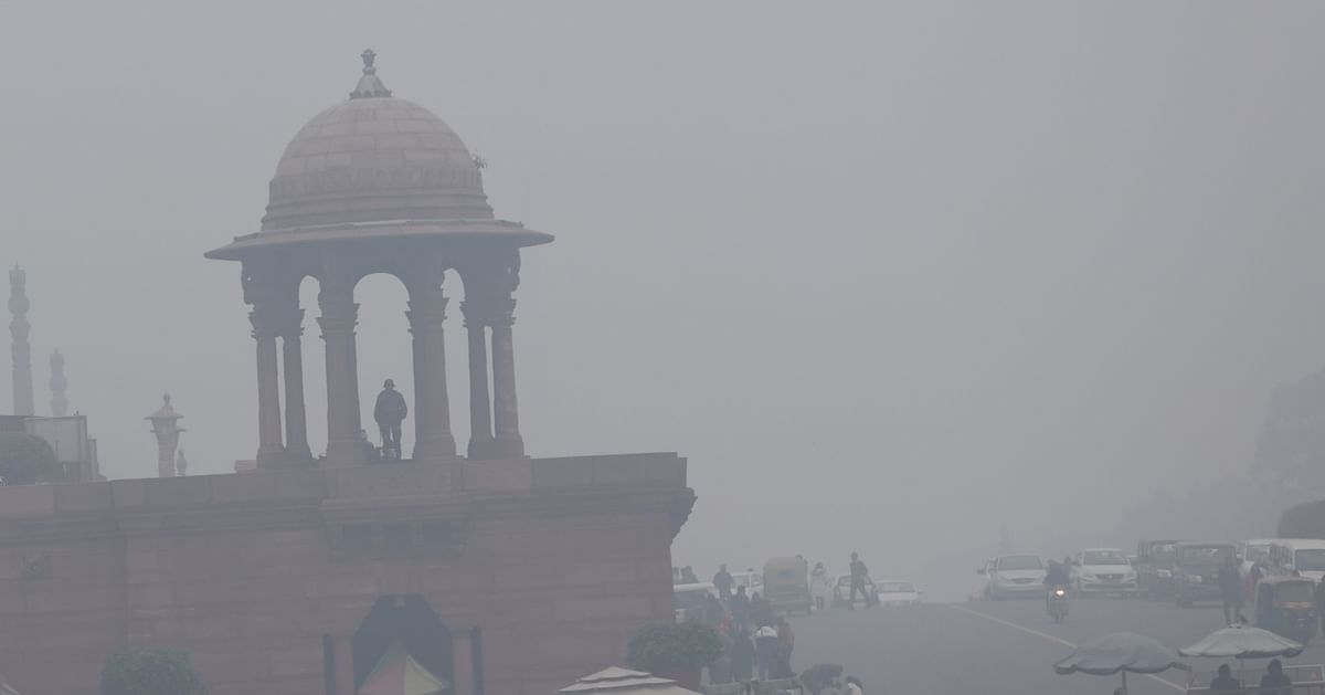 Delhi registers 1.1C at a few spots, season's lowest so far