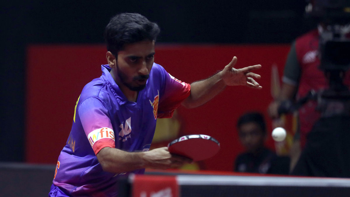 We have a chance to qualify for singles TT event at Tokyo Olympics: Sathiyan