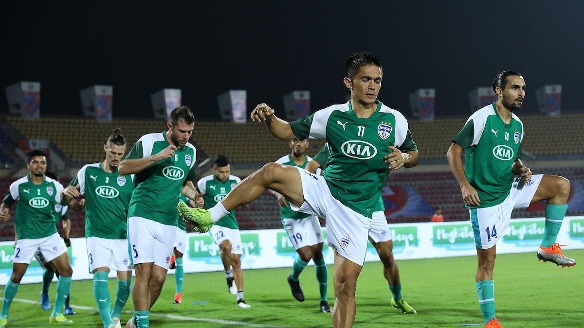Football ISL: Bengaluru face Jamshedpur challenge at home