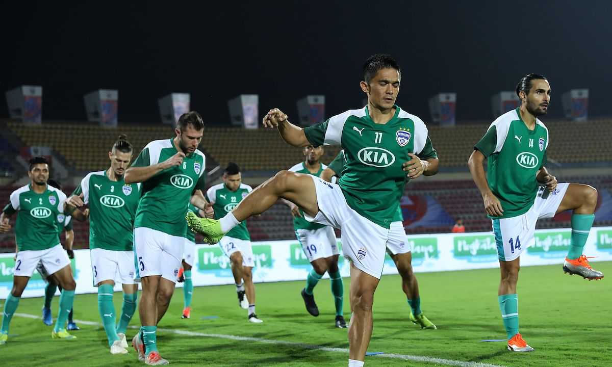 Football ISL: Bengaluru face Jamshedpur challenge at home