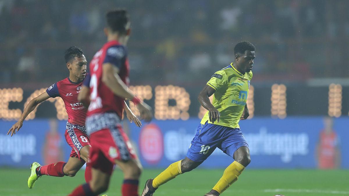 Football ISL: Late Kerala shocker hands Jamshedpur welcome win