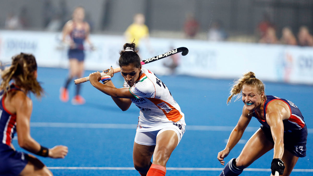 Hockey star Rani Rampal is The World Games Athlete of the Year 2019