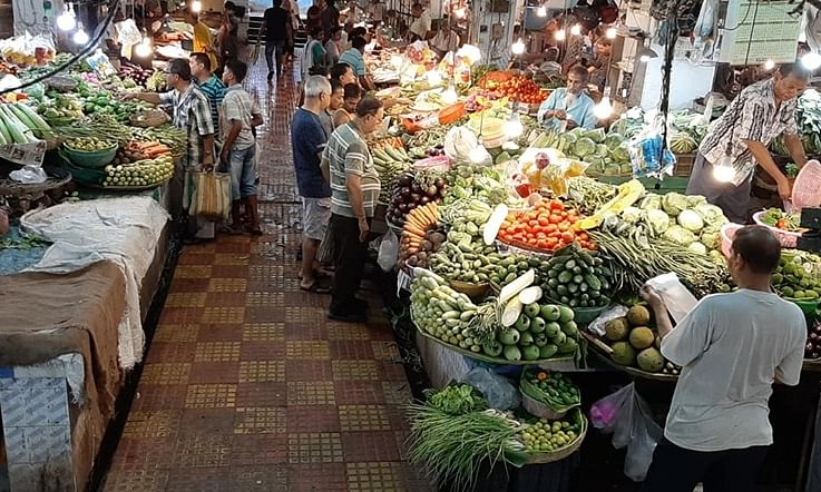India's retail inflation rate declines to 5.91% in March 2020