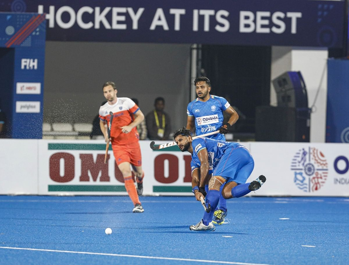 India make dream start to Pro League with 5-2 win over Netherlands