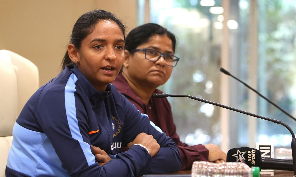 Harmanpreet to lead India in Women's T20 World Cup