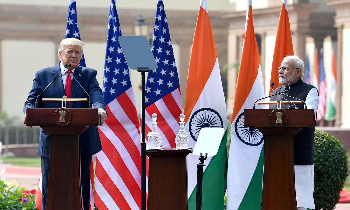 Trump announces sale of $ 3 billion of US military equipment to India