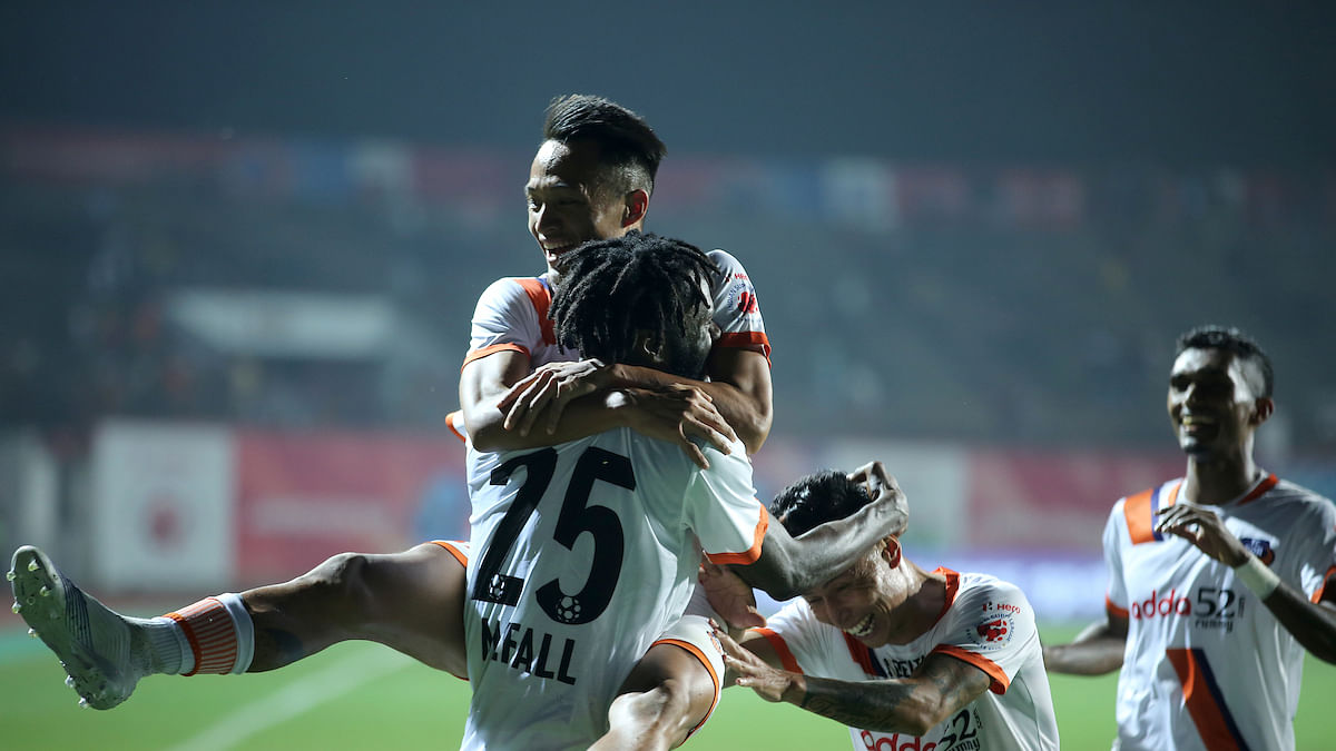 Football ISL: Goa tops league, creates history by booking  AFC Champions League ticket