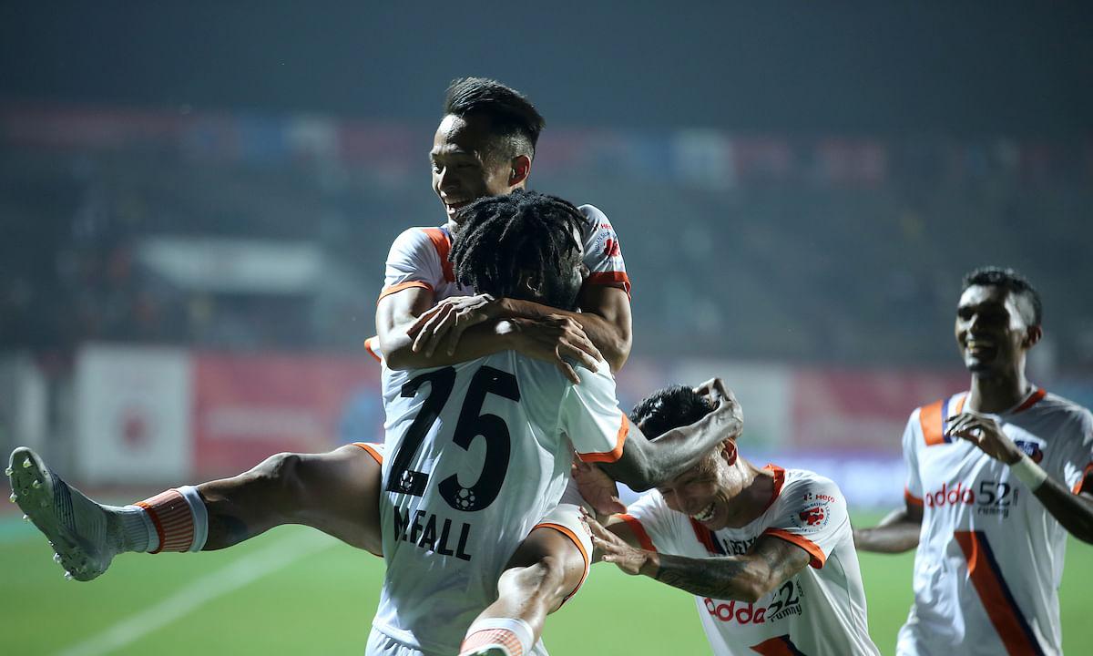 Football ISL: Goa tops league, creates history by booking  AFC Champions League ticket