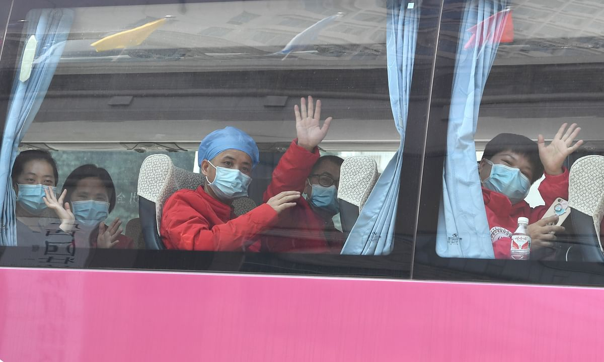 China coronavirus toll rises to 2,715 with 52 new deaths