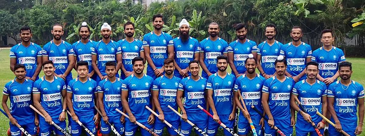 The 24-member team named by Hockey India on February 3, 2020  for the matches against World No. 1 Belgium in the FIH Pro League to be held on February 8 and 9 at the Kalinga Hockey Stadium in Bhubaneswar.