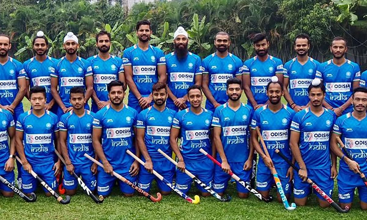 Hockey India names team for FIH  Pro League matches against Belgium