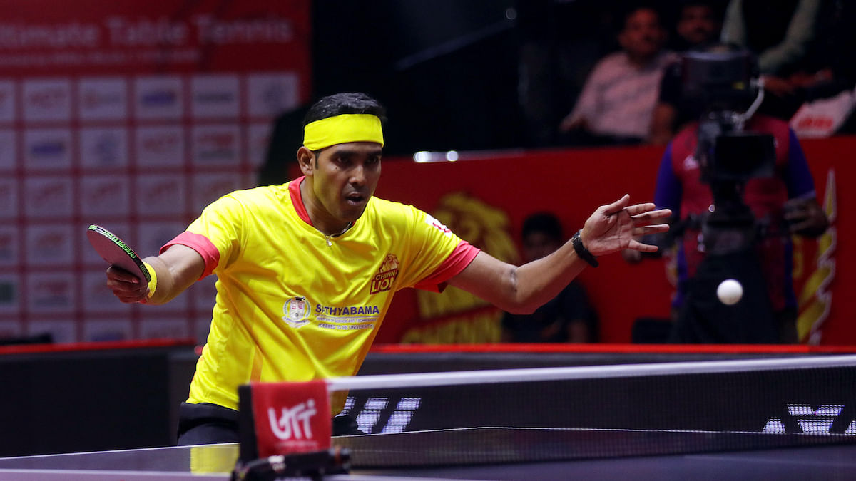 TT: Sharath Kamal reaches men's and mixed doubles quarters at Hungarian Open