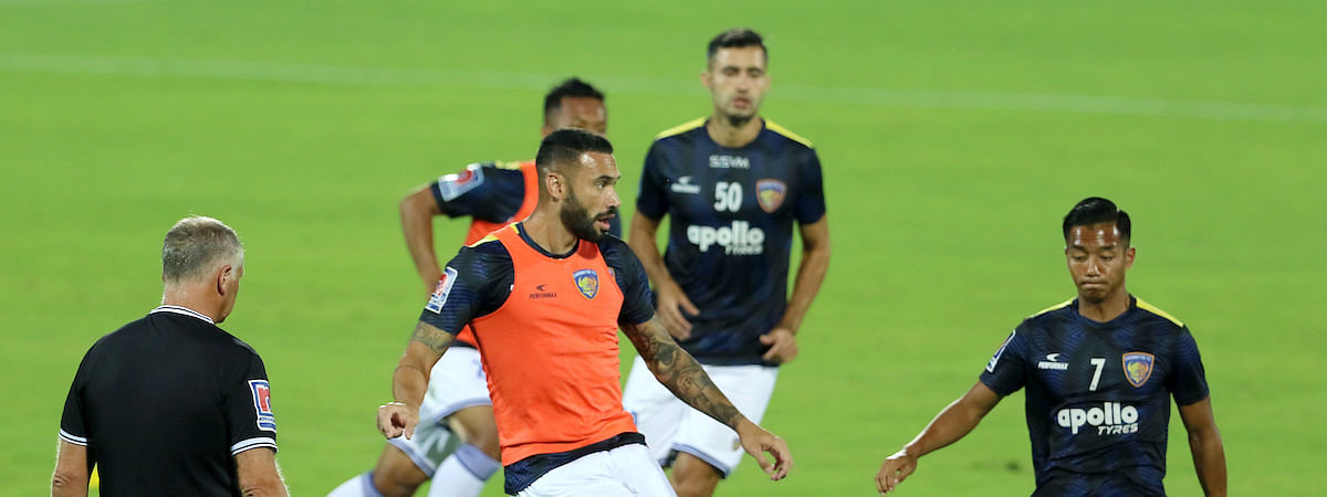 Football ISL: Chennaiyin look to dislodge Bengaluru  from third spot