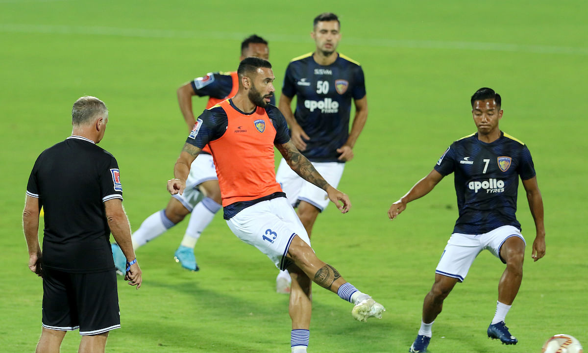 Football ISL: Chennaiyin look to dislodge Bengaluru  from third spot