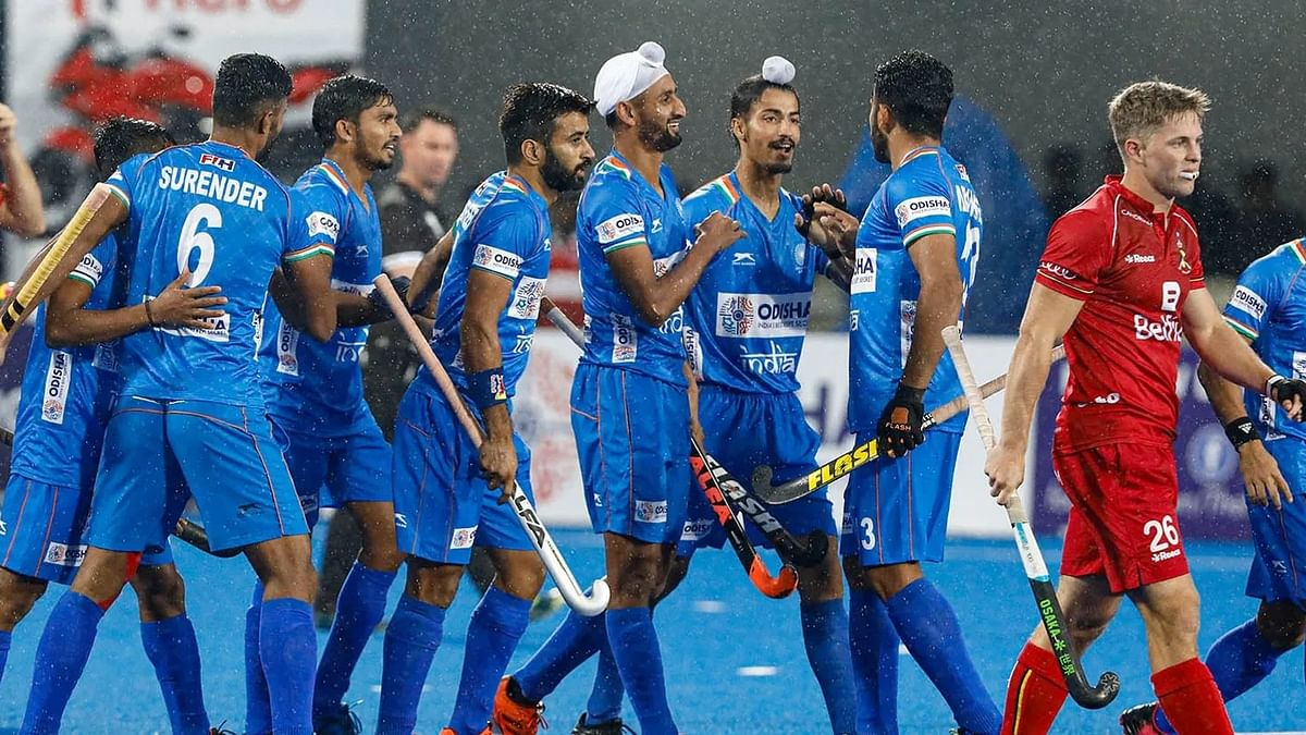 Hockey: India stuns World No. 1 Belgium 2-1