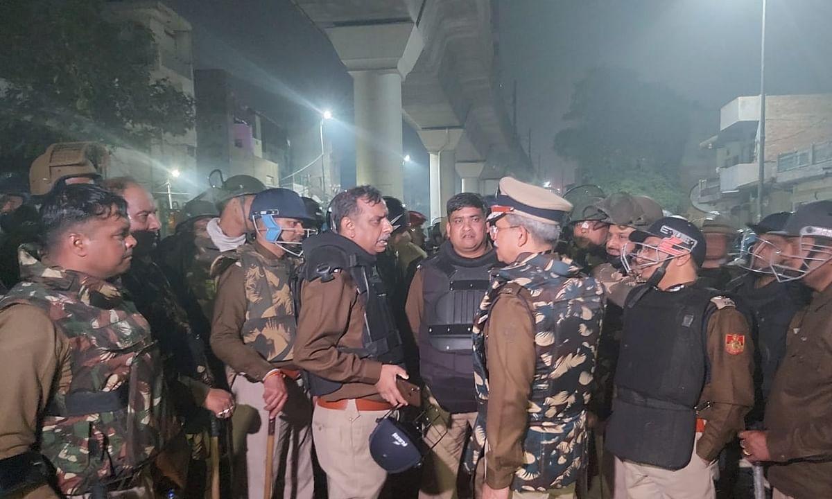 Delhi violence toll rises to five