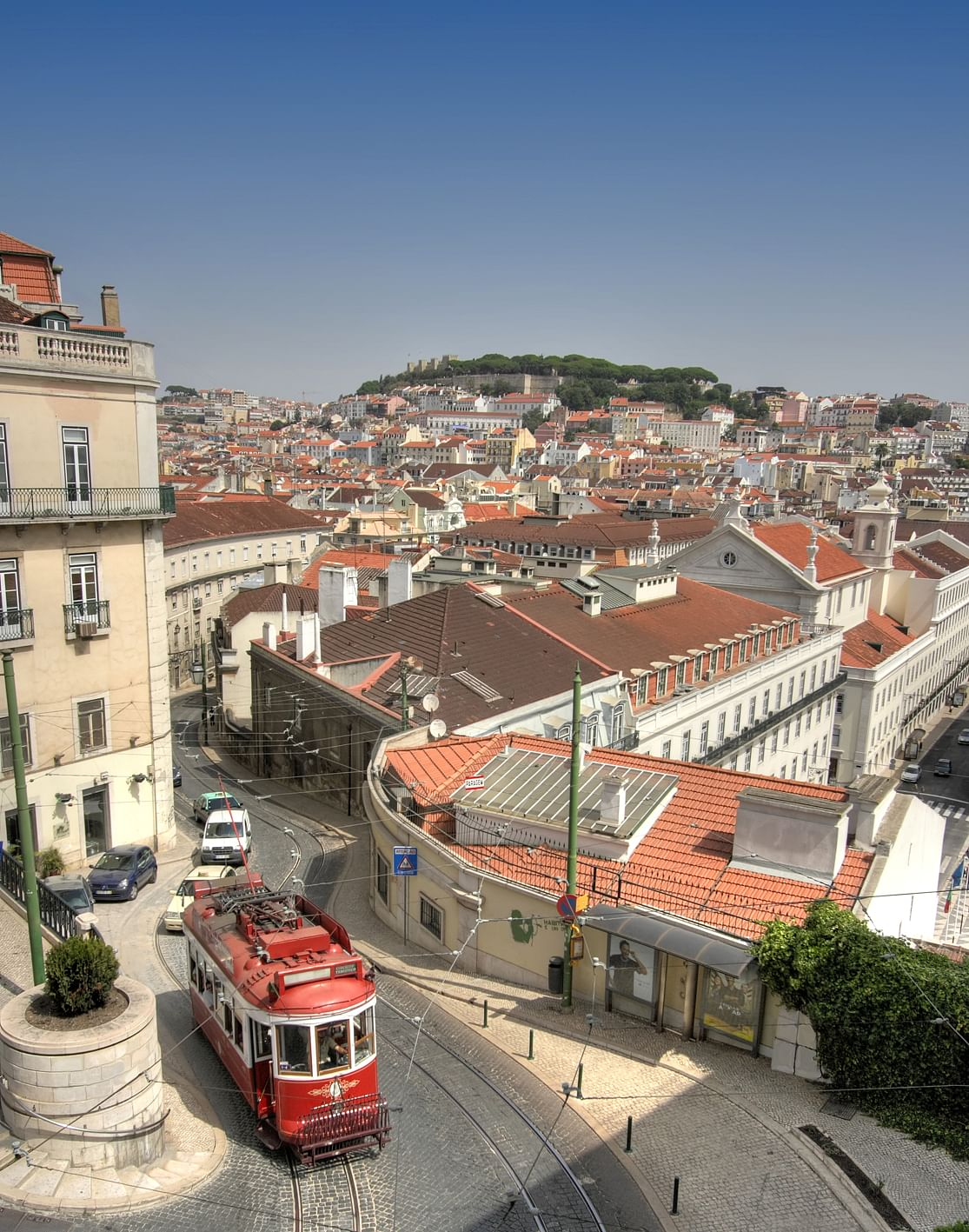 Walking the Medieval Towns of Portugal - Lisbon Historical Centre