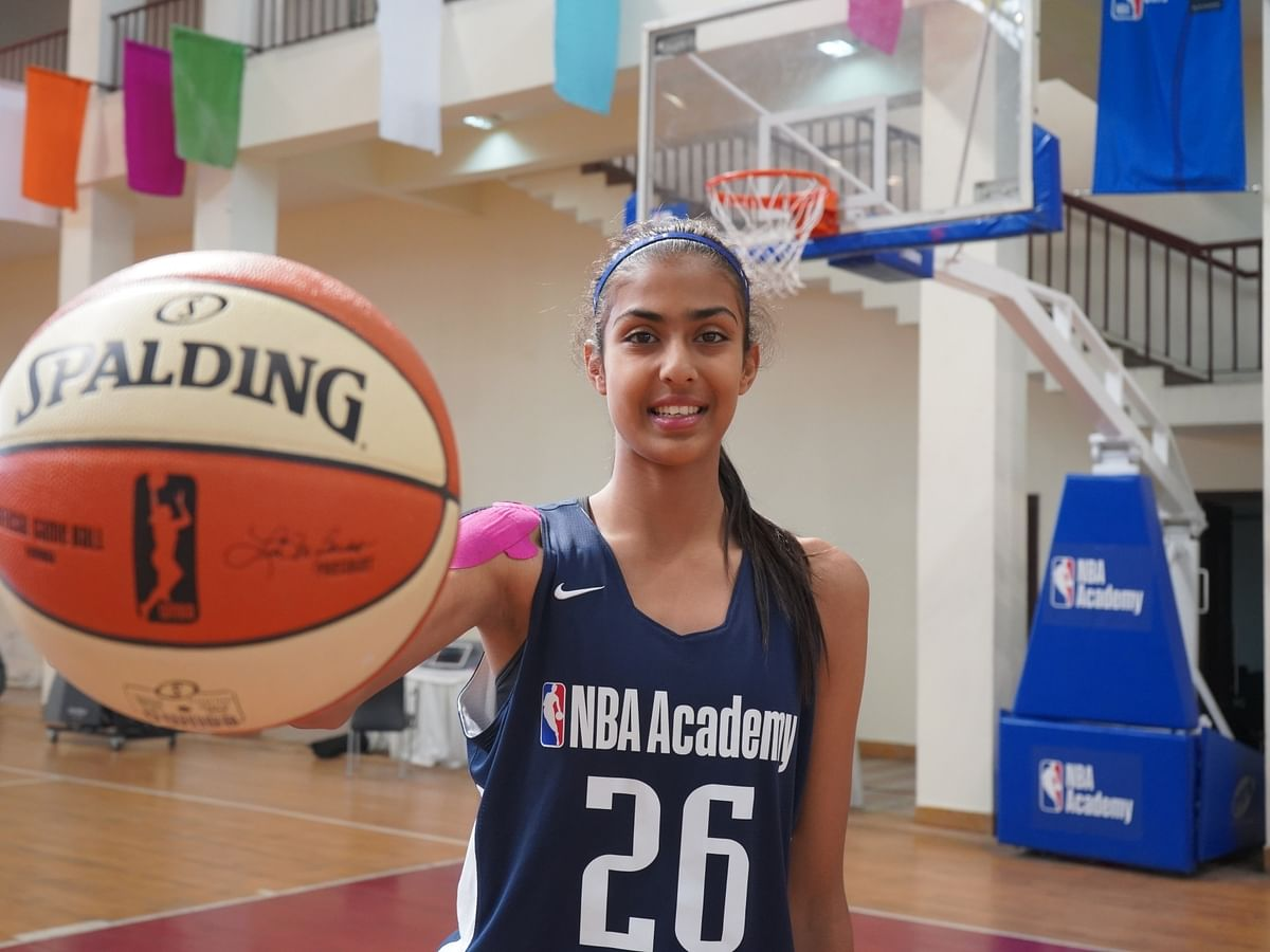 Harsimran invited to NBA global academy in Canberra