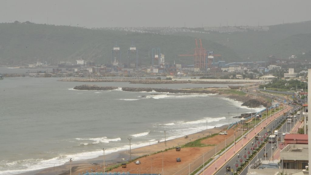 Visakhapatnam -- the jewel on India's East Coast