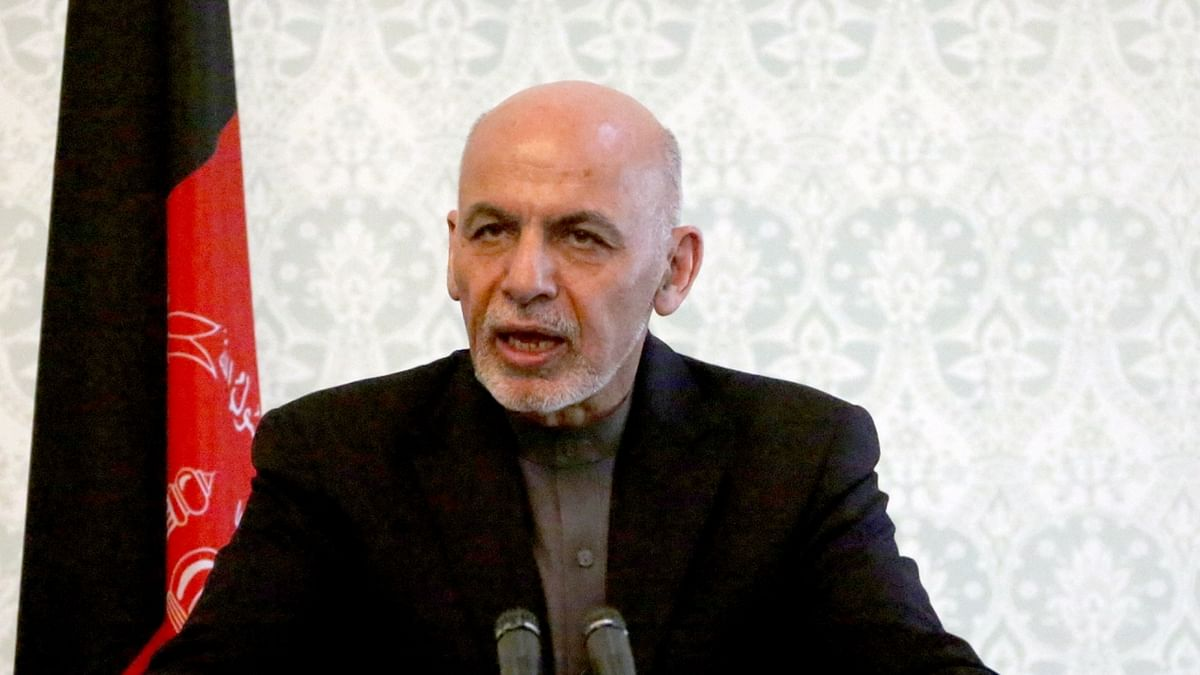 Afghan President Ashraf Ghani wins second term