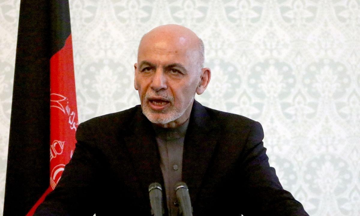 Afghan President Ashraf Ghani wins second term