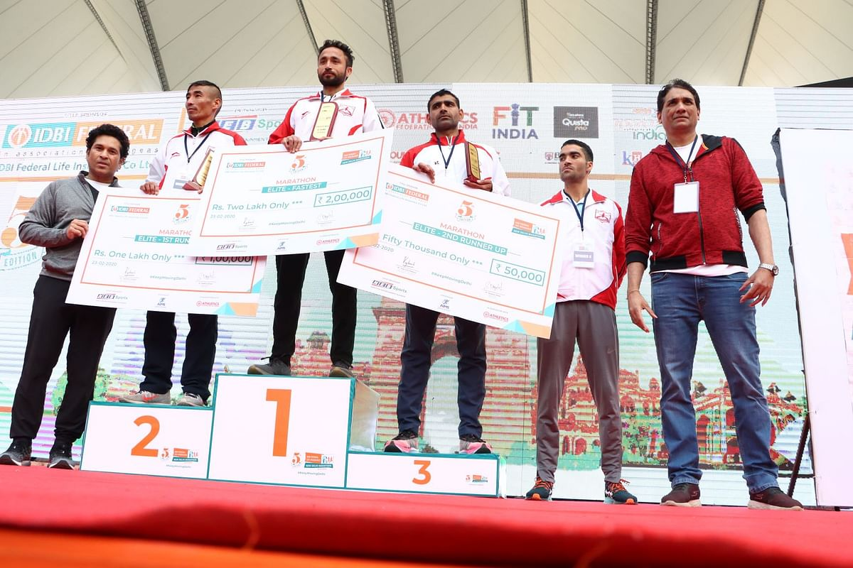 Marathon: Rashpal, Jyoti defend their IDBI Federal Life Insurance New Delhi titles