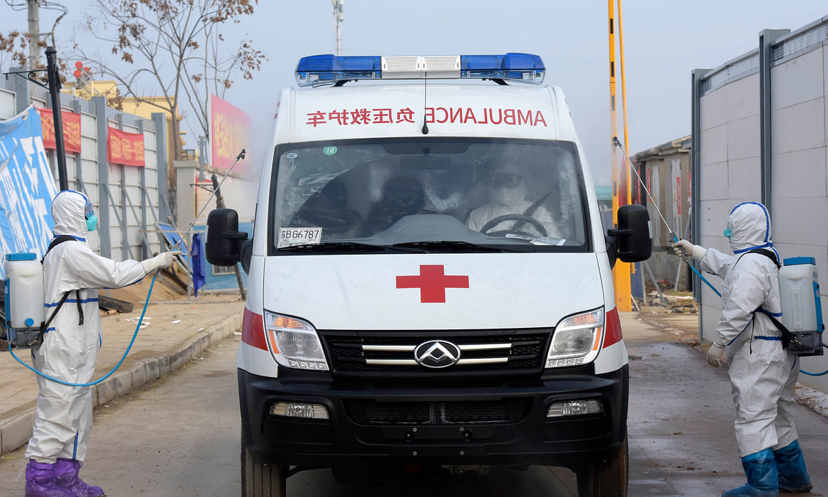 China coronavirus toll rises to 2,004 with 136 new  deaths