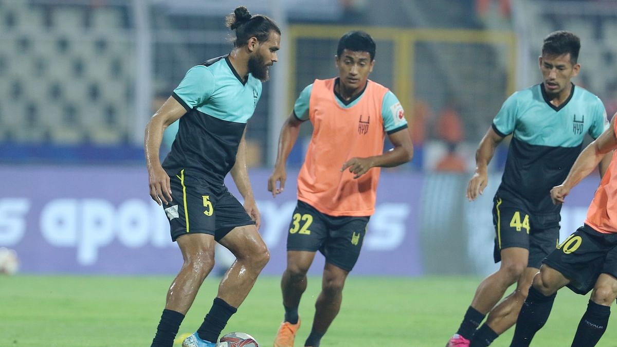 Football ISL: Hyderabad seek to stop the rot in final home game