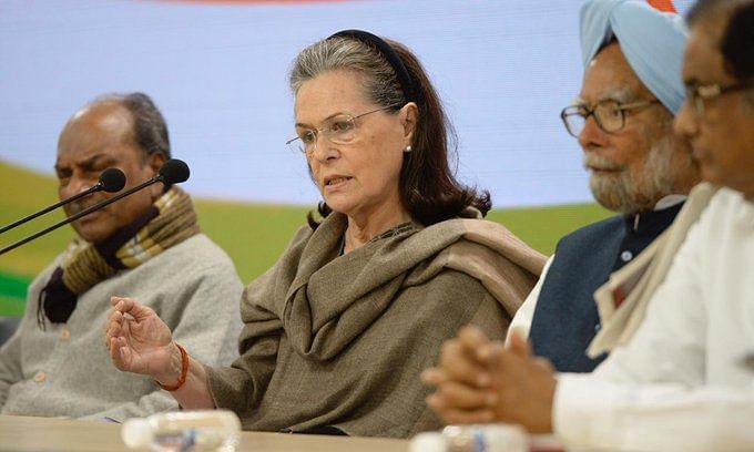 Congress demands Amit Shah's resignation over Delhi violence