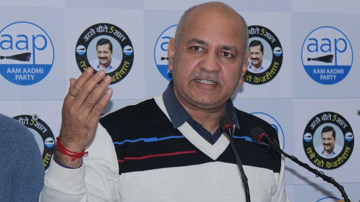 CBI should get him punished strictly: Sisodia on his OSD