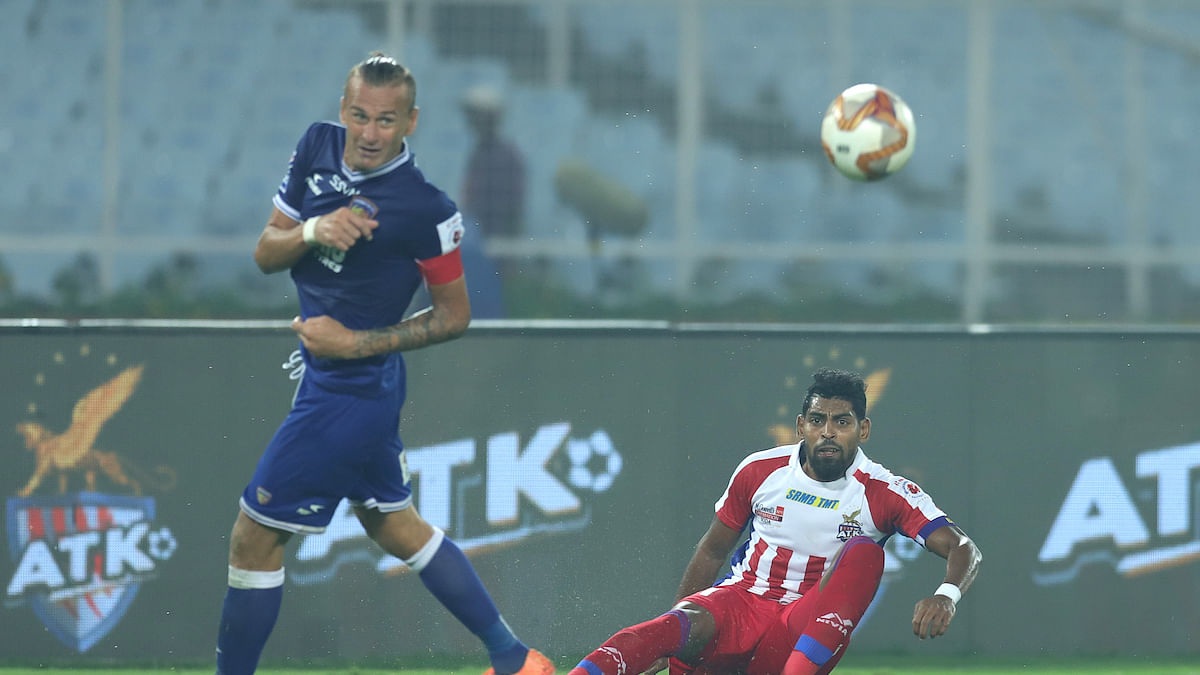Football ISL: Chennaiyin stun ATK to boost play-off hopes