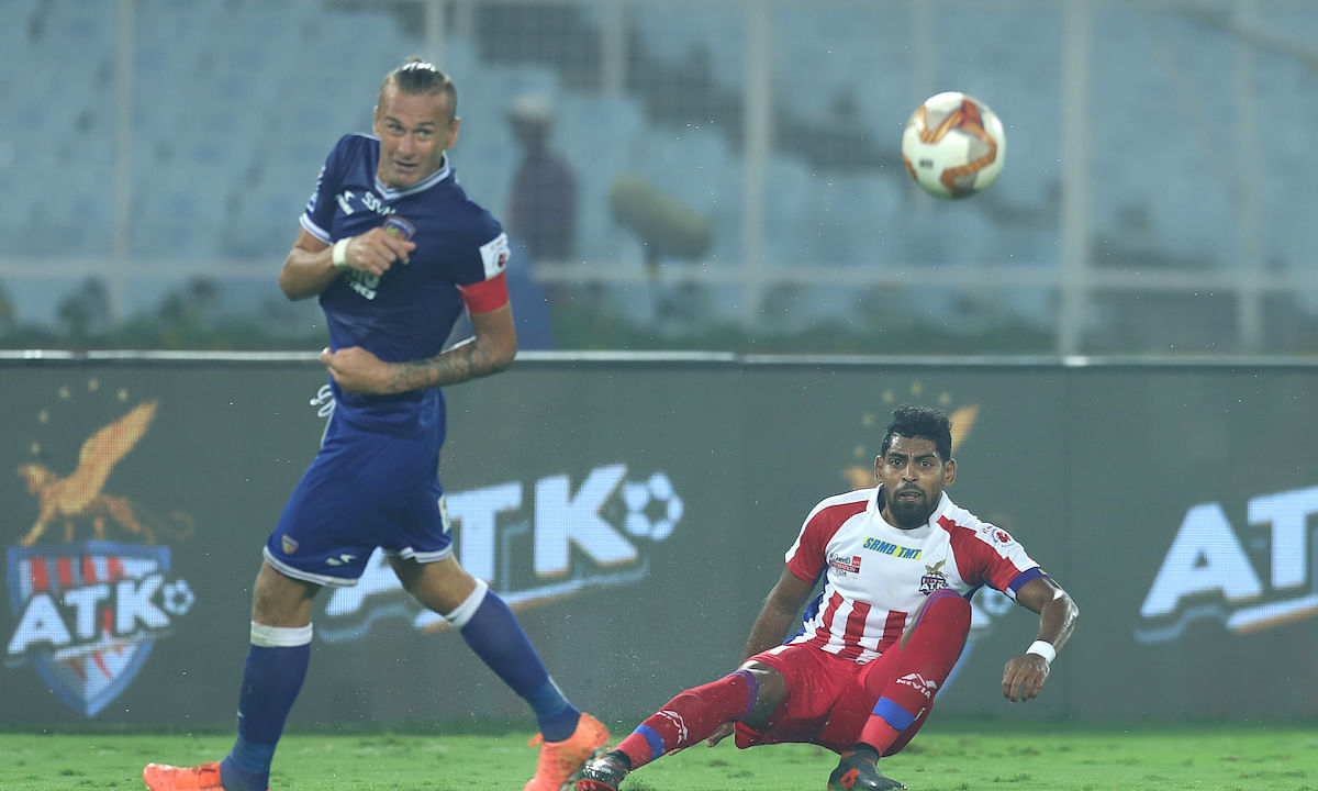 Football ISL: Chennaiyin stun ATK to boost play-off hopes