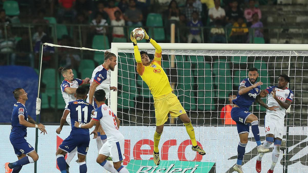 Football ISL: Misfiring Bengaluru held by ten-man Chennaiyin