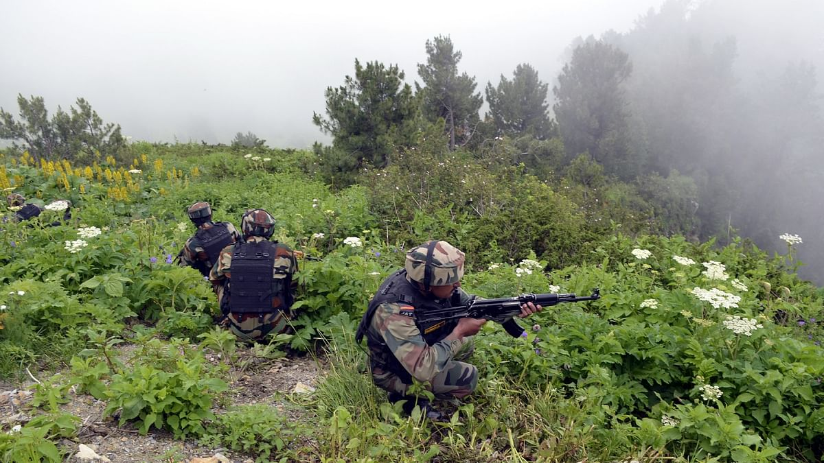 Two soldiers killed in Pakistan firing at LoC in J&K