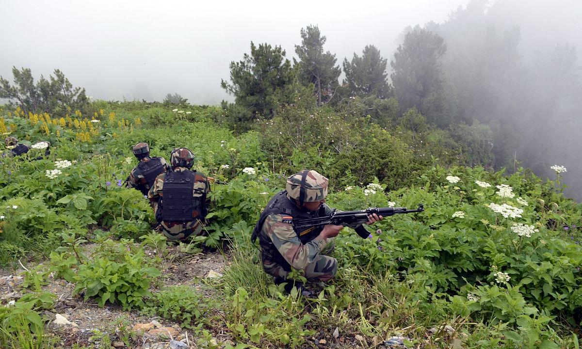 One civilian killed in fresh ceasefire violation by Pakistan