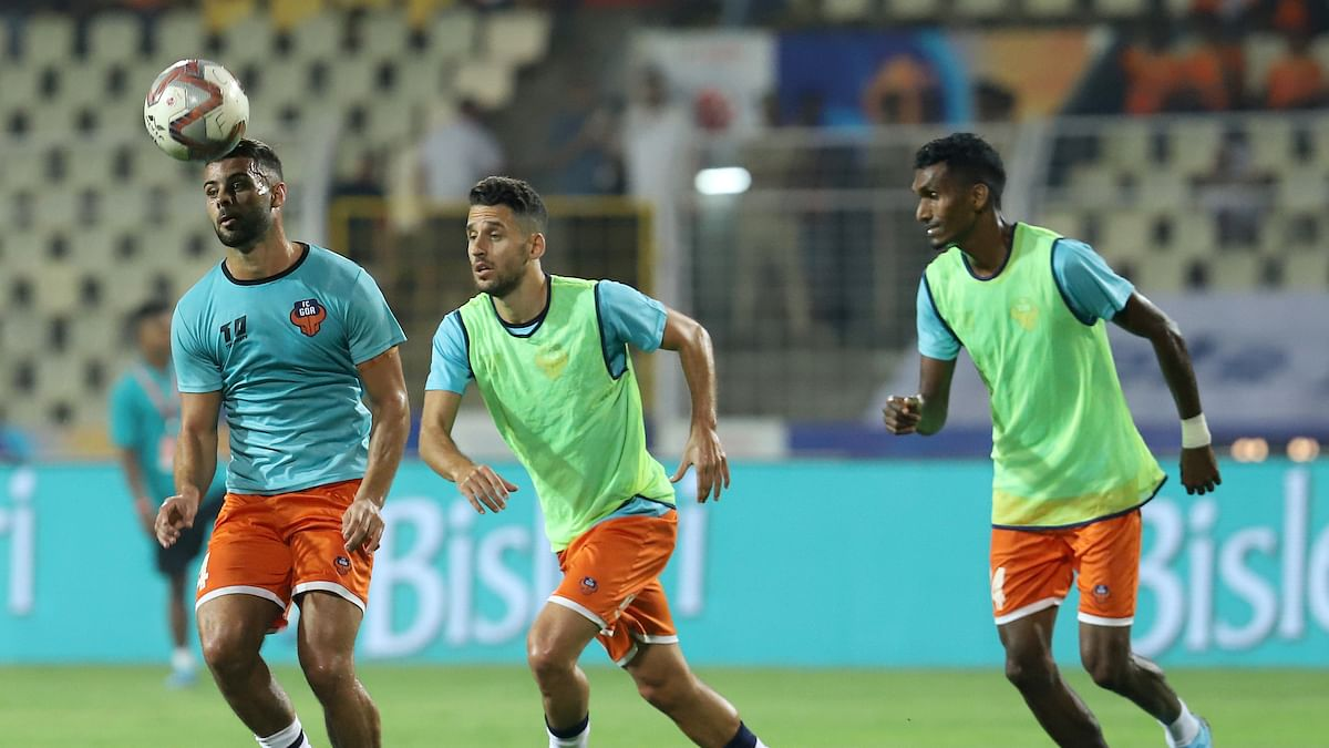Football ISL: One point separates Goa and history in Jamshedpur